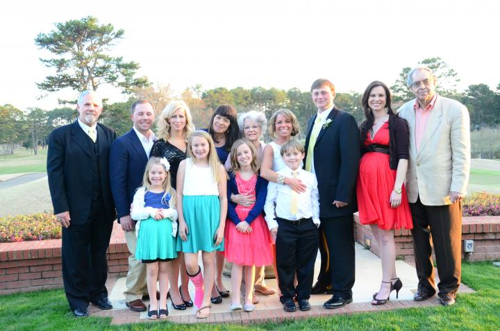 Some of my kids and grands